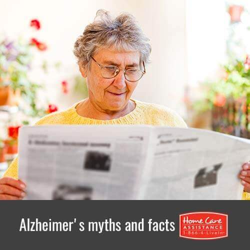 4 Common Myths About Alzheimer's in Roseville, CA