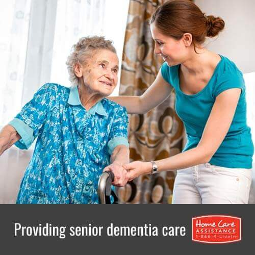 Providing the Best Dementia Care for Seniors in Roseville, CA