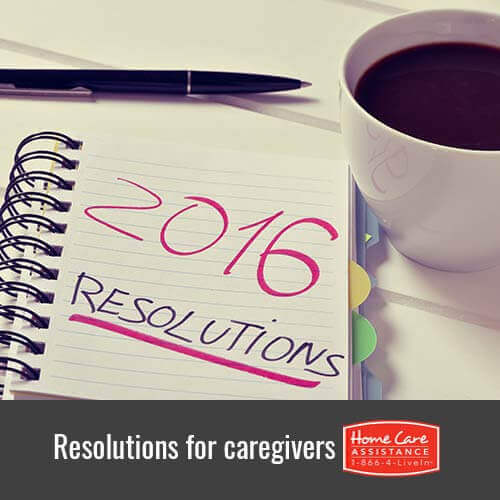 Important New Year's Resolutions for Family Caregivers in Roseville, CA