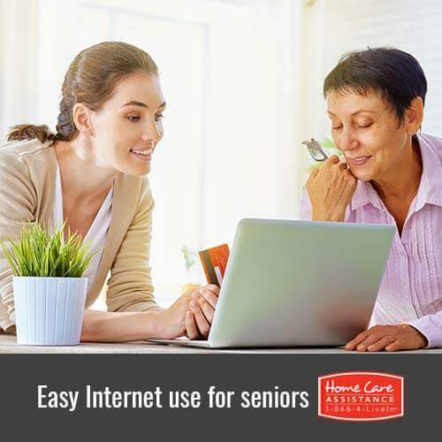 How to Simplify Internet Use for Seniors in Roseville, CA