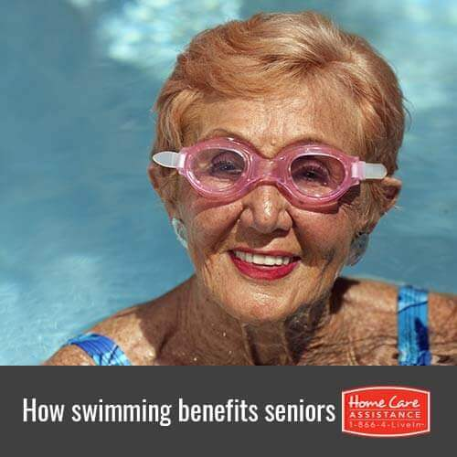How Swimming is Beneficial for Seniors in Roseville, CA