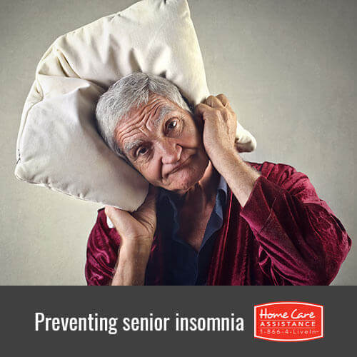 Insomnia Prevention for Seniors in Roseville, CA