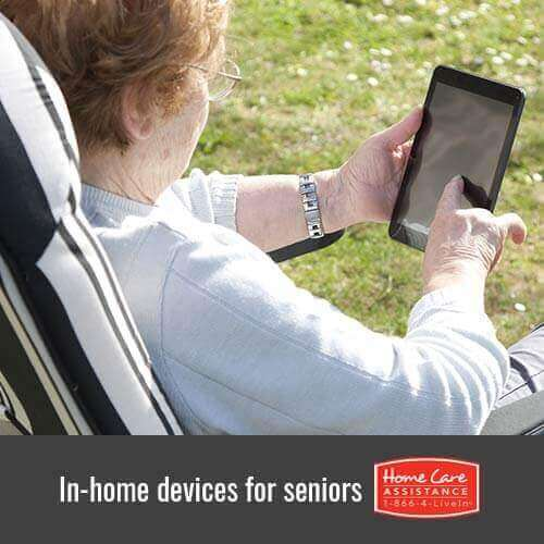 Technology that Helps Seniors Age in Place in Roseville, CA