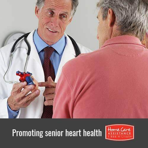 5 Ways to Promote Senior Heart Health in Roseville, CA