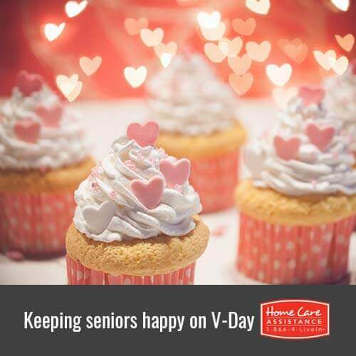 How to Keep Your Senior Loved One from Becoming Depressed on Valentine's Day in Roseville, CA