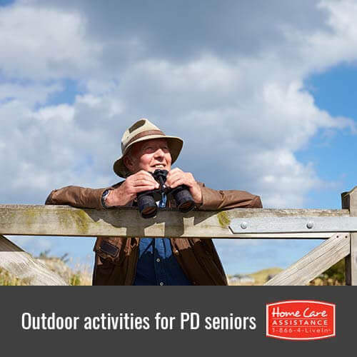 Fun Outdoor Activities for Seniors with Parkinson's in Roseville, CA