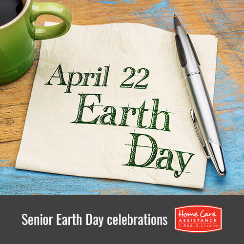 How Seniors Can Celebrate Earth Day in Roseville, CA