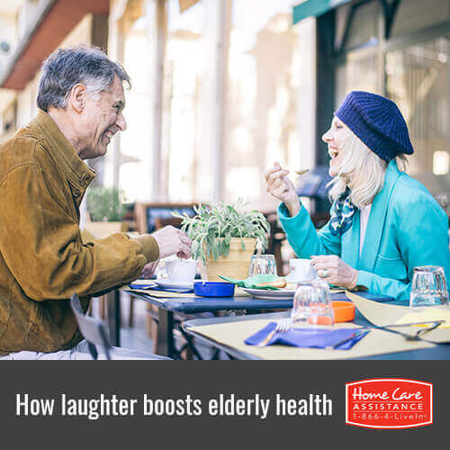 Understanding How Laughter Boosts Elderly Health in Roseville, CA