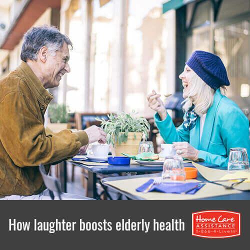 Understanding How Laughter Boosts Elderly Health in Roseville, CA