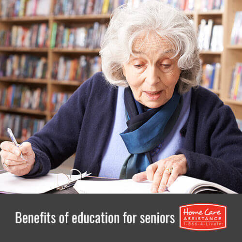 How Returning to School Benefits the Elderly in Roseville, CA