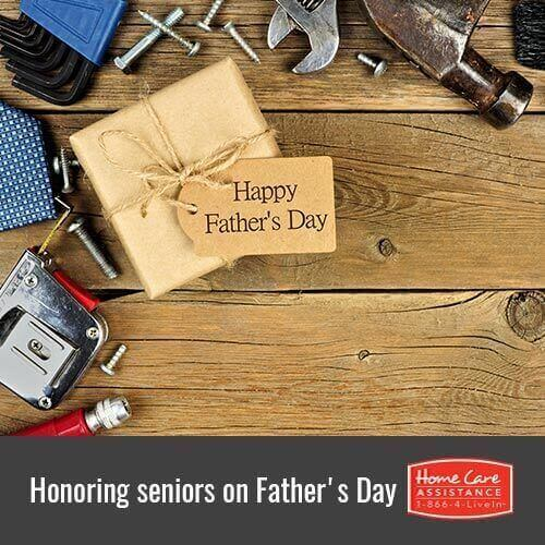Celebrating Father's Day with Your Elderly Dad in Roseville, CA
