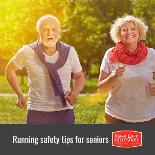 Safety Tips for Seniors Who Like to Run in Roseville, CA