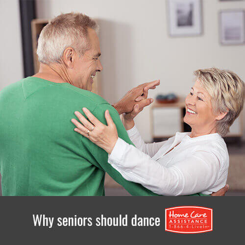 Why Seniors Should Dance More Frequently in Roseville, CA