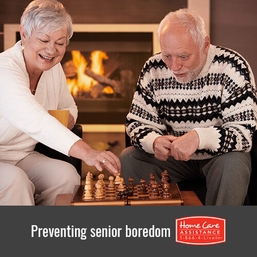 How to Prevent Senior Boredom in Roseville, CA