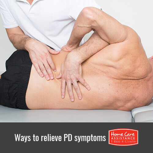 Natural Treatments for Parkinson's Symptoms in Roseville, CA