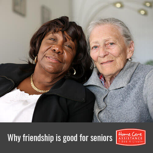 Reasons Seniors Need Close Friendships in Roseville, CA