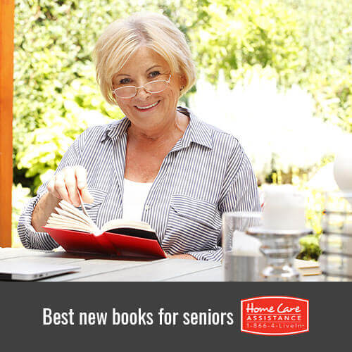 What Are Some Great Newer Books for Seniors in Roseville, CA?