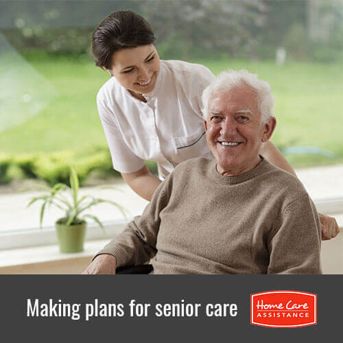 Why To Plan Ahead For Elderly Home Care in Roseville, CA