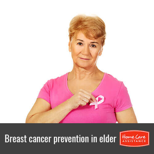 Ways for Eldelry to Prevent Breast Cancer in Roseville, CA