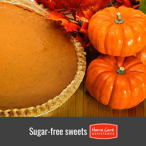Sugar-Free Sweets the Elderly Can Enjoy in Thanksgiving in Roseville, CA