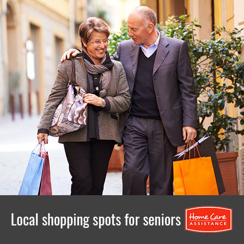 Great Shopping Places for Seniors to Shop in Roseville, CA
