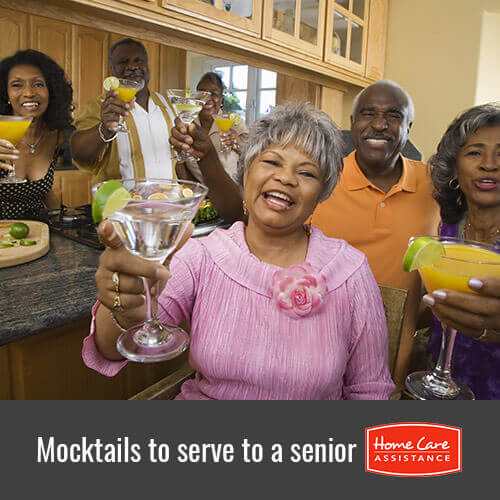 Mocktails Ideas for Elders in Roseville, CA