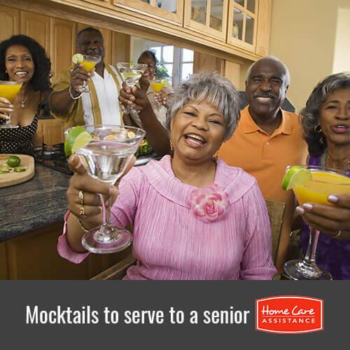 Mocktails Ideas for Elders in Roseville, CA