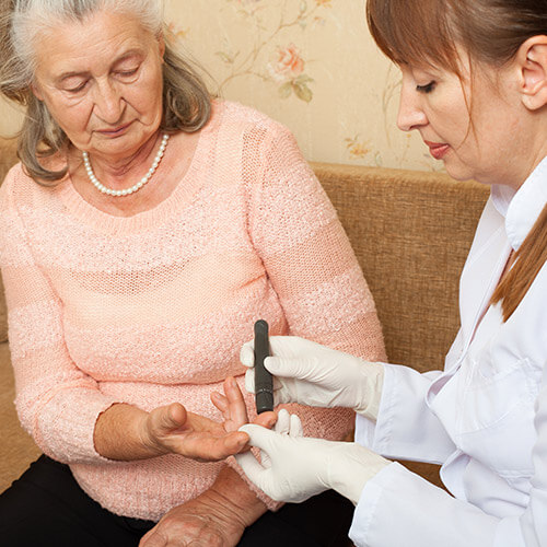 Tips for Diabetic Seniors in Roseville, CA