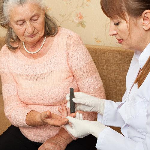 Tips for Diabetic Seniors in Roseville, CA