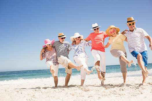 Leisure Activities for Seniors in Roseville, CA