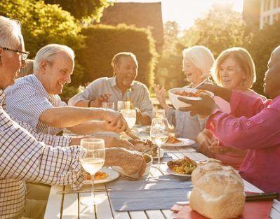 Promoting Socialization in Sedentary Seniors in Roseville, CA