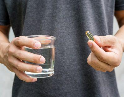 Do Fish Oil Supplement Helps Prevent Stroke in Roseville, CA