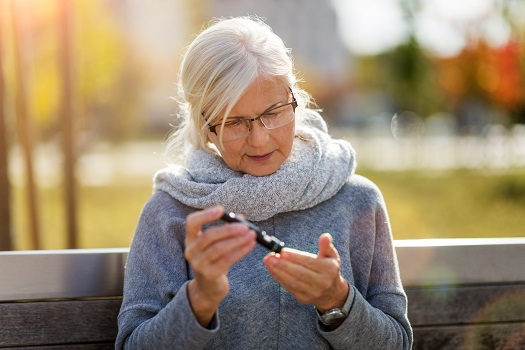 Symptoms of Type 2 Diabetes in Older Adults in Roseville, CA