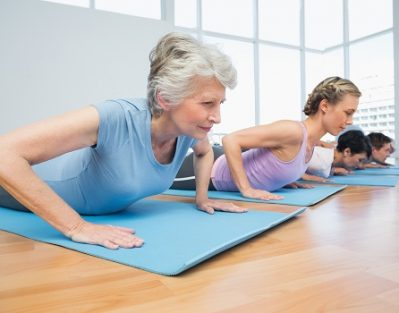 Is Pilates a Good Form of Exercise for Older Adults in Rosville, CA