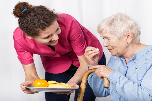 Tips to Motivate My Aging Loved One to Eat in Roseville, CA