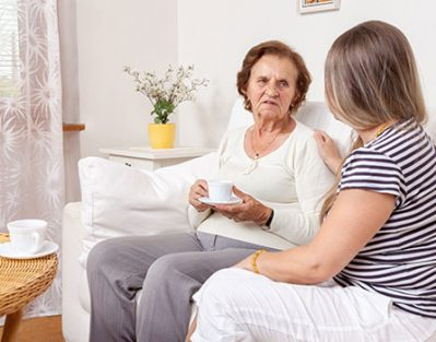 How to Talk to an Older Person with Dementia in Roseville, CA