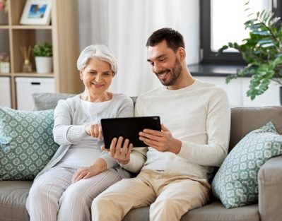 Ways to Help Your Aging Adults Use the Web Safely in Roseville, CA