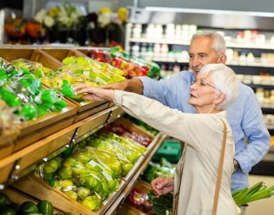 Can Shopping for Groceries Be Less Challenging for Seniors in Roseville, CA
