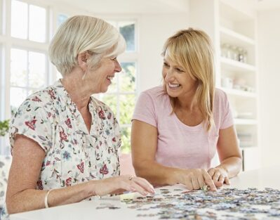 Family Caregivers' Primary Roles in Roseville, CA