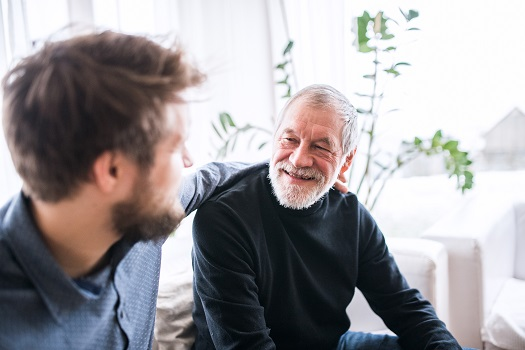 Meeting Your Aging Parent's Emotional Needs in Rosville, CA