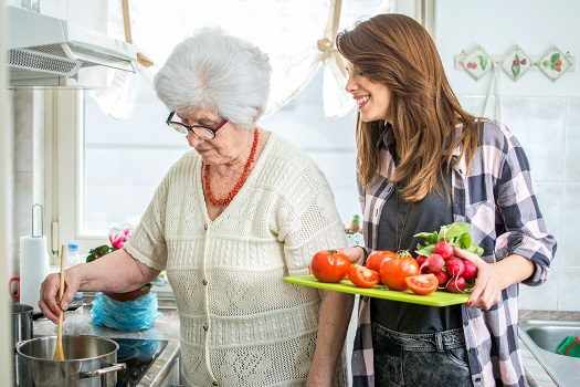 Tips to Keep an Aging Loved One Entertained at Home in Roseville, CA