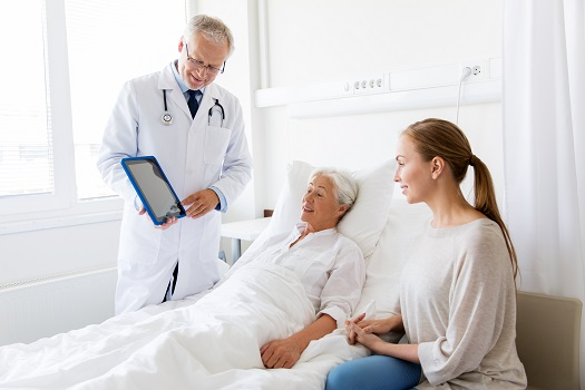 Tips for Communicating with Your Older Parents Physician in Roseville, CA