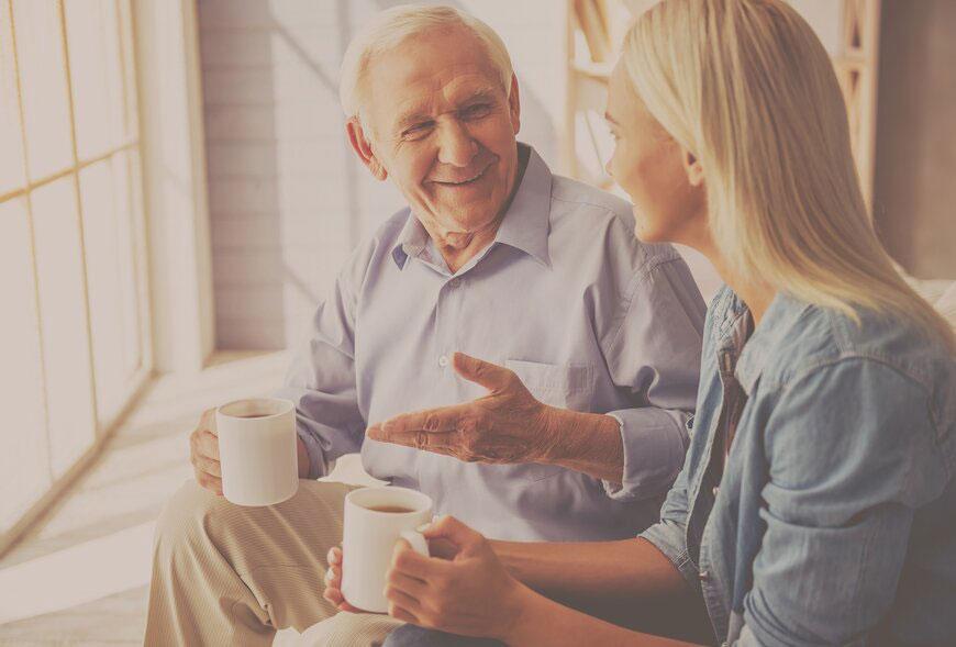 Parkinson's home care for seniors in Roseville