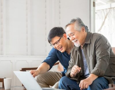 Meeting Your Aging Parent's Information Needs in Roseville, CA