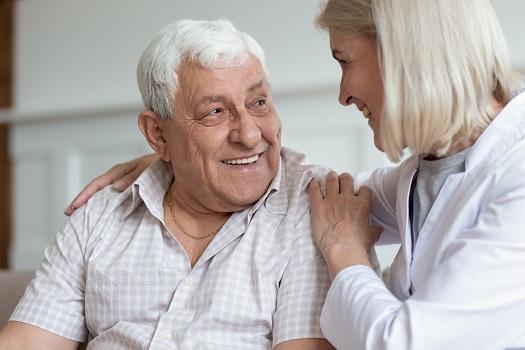 Tips to Help Older Stroke Survivors Stay Positive in Roseville, CA