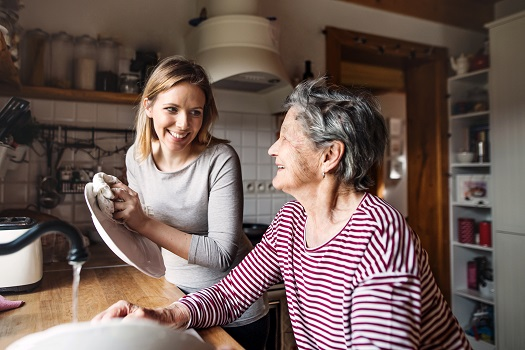 Providing Your Grandparent with Effective Care in Roseville, CA
