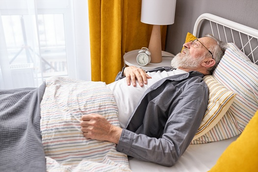 Why Does My Senior Loved One Sleep All Day in Roseville, CA